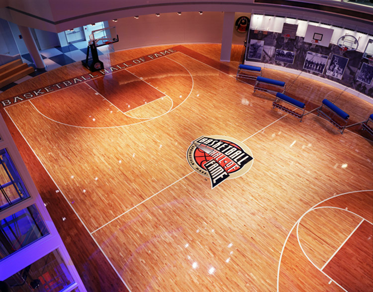 College, NBA, Performance Floors Photo Gallery | Aacer Sports Flooring