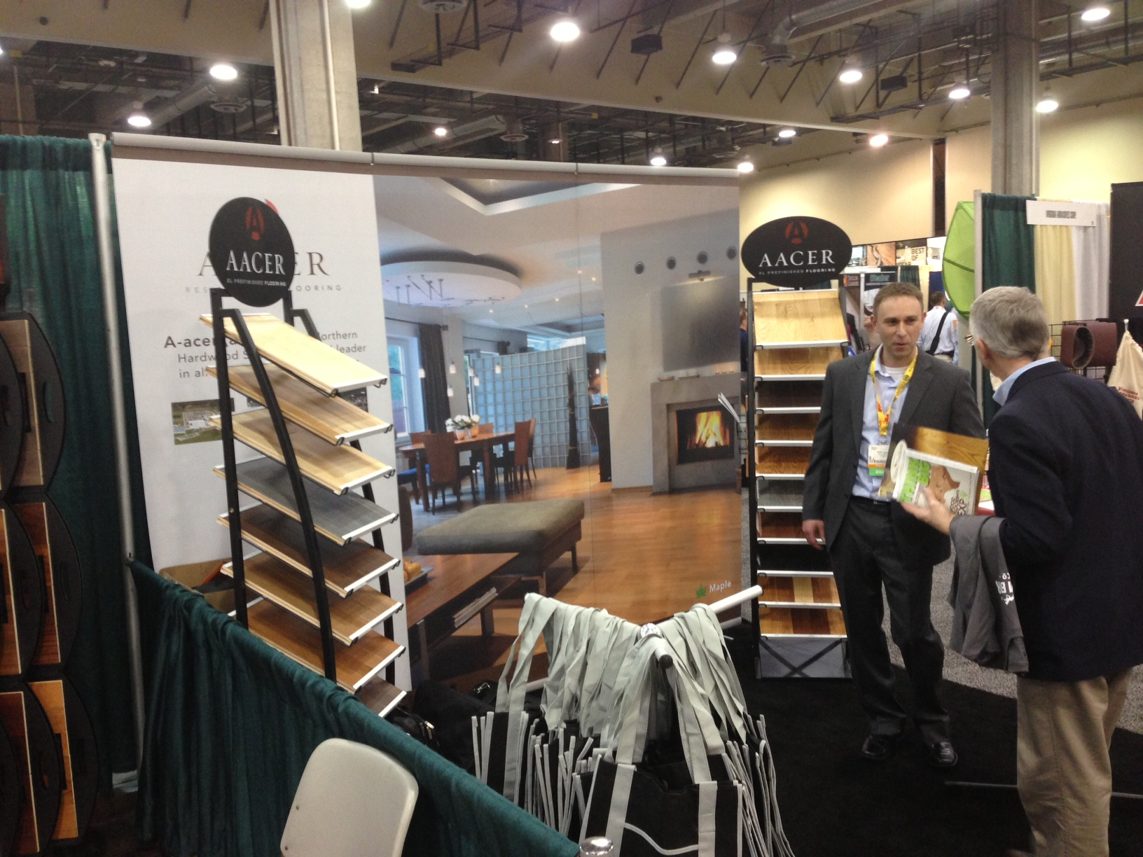 Aacer Flooring At The National Wood Flooring Association
